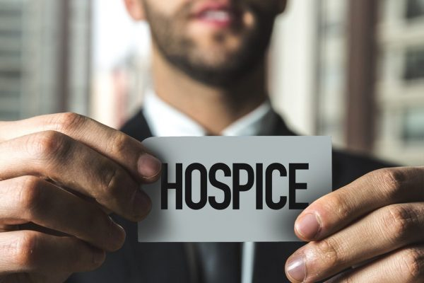 hospice defined end of life care