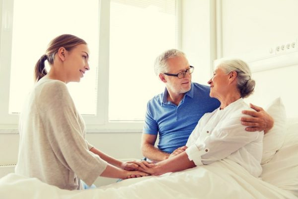 family and hospice